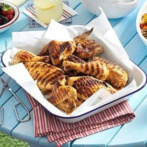 Linda's Best Marinated Chicken