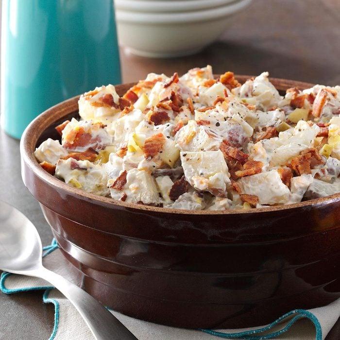 Indiana: Loaded Baked Potato Salad