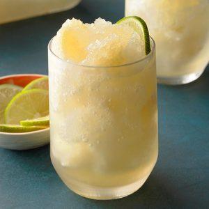 Luscious Lime Slush