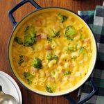 Mac 'N' Cheese Soup