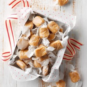 16 Homemade Caramel Candy Recipes