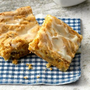 Macadamia Sunshine Bars