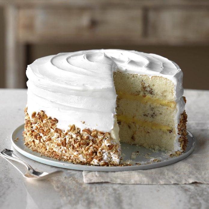 Majestic Pecan Cake