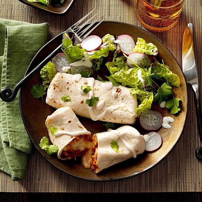 Make-Ahead Burritos