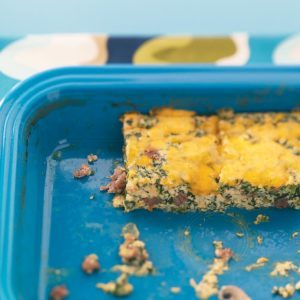Makeover Hearty Egg Casserole