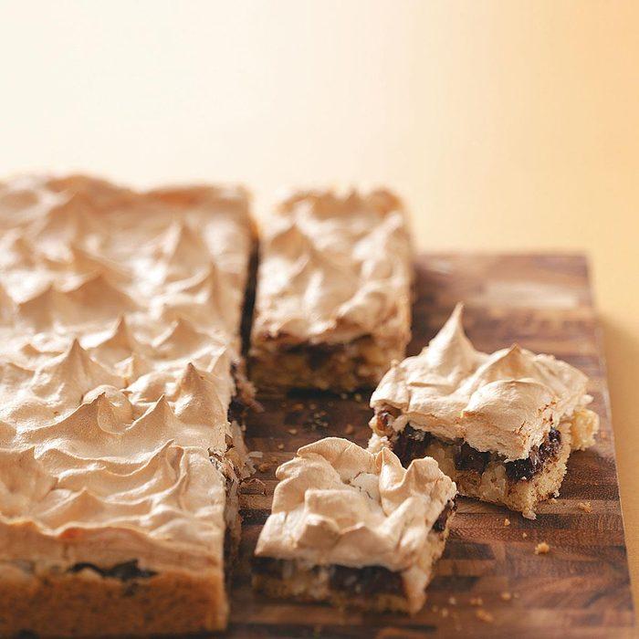 Makeover Meringue Coconut Brownies