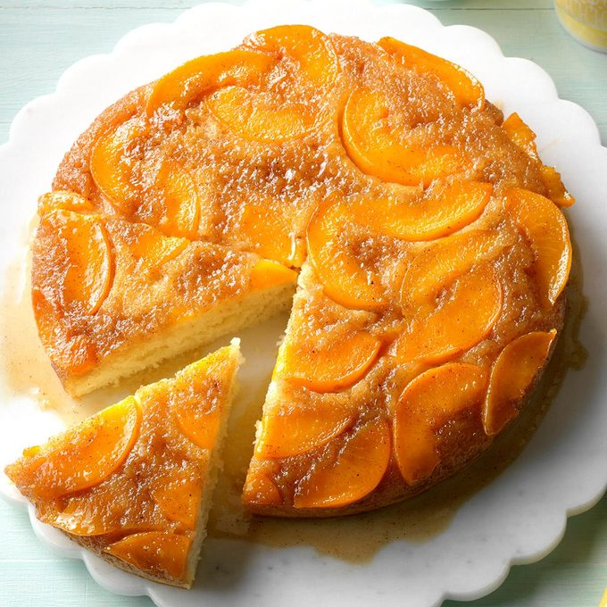 Makeover Peach Upside Down Cake Exps Hcka19 17195 D10 20 5b