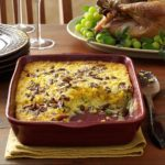 Makeover Pecan Corn Pudding