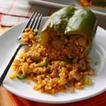 Makeover Sausage-Stuffed Peppers