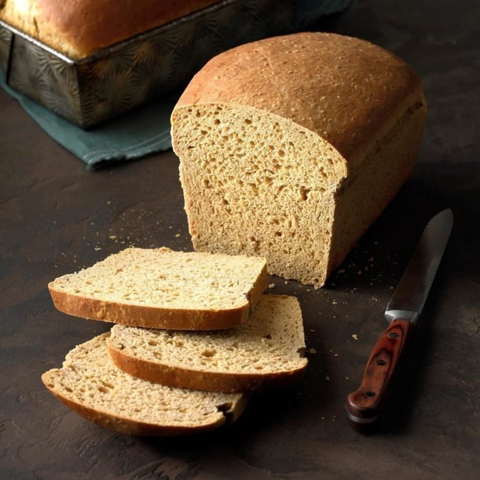 Makeover Seven-Grain Cereal Bread
