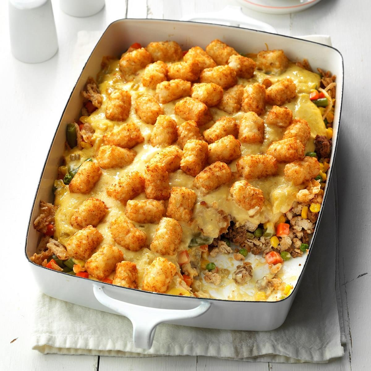 65 Casserole Recipes You Miss from Childhood