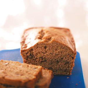 Makeover Zucchini Bread