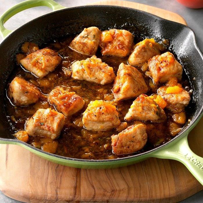 Mandarin Chicken Bites