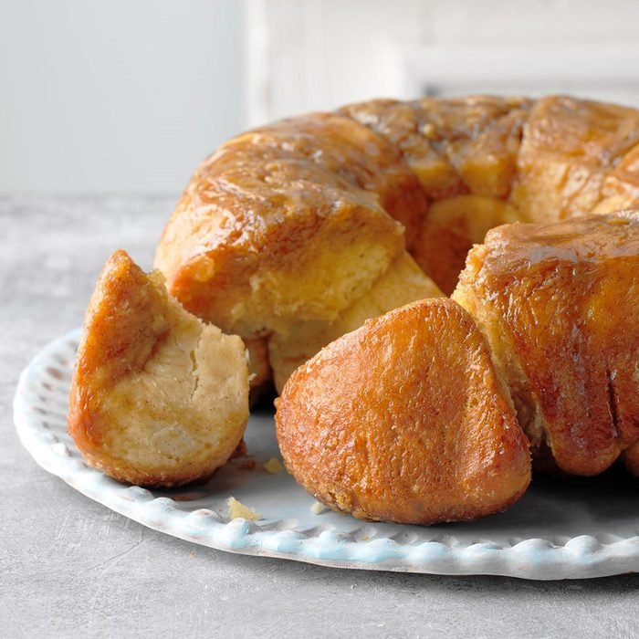 Maple Bubble Bread