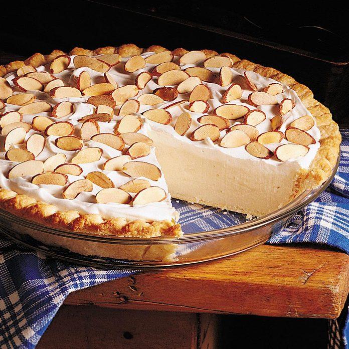 Maple Cream Pie