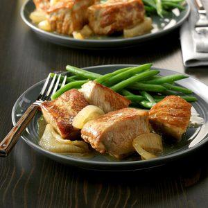 Maple Pork Ribs