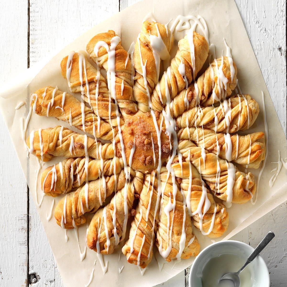 Maple Twist Coffee Cake Recipe Taste Of Home