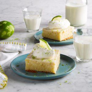 Margarita Tres Leches Cake
