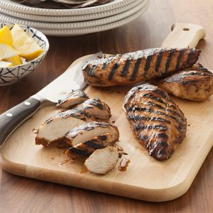 Marinated Grilled Chicken