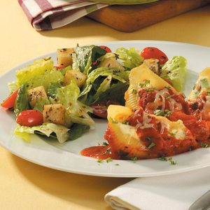 Marinated Mozzarella Tossed Salad