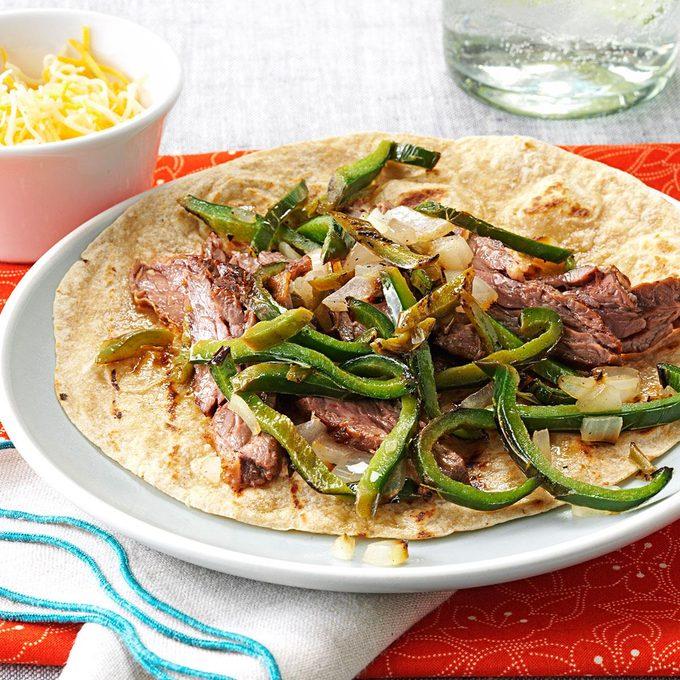 Marinated Steak Pepper Fajitas Exps161734 Th2847295d02 27 3bc Rms