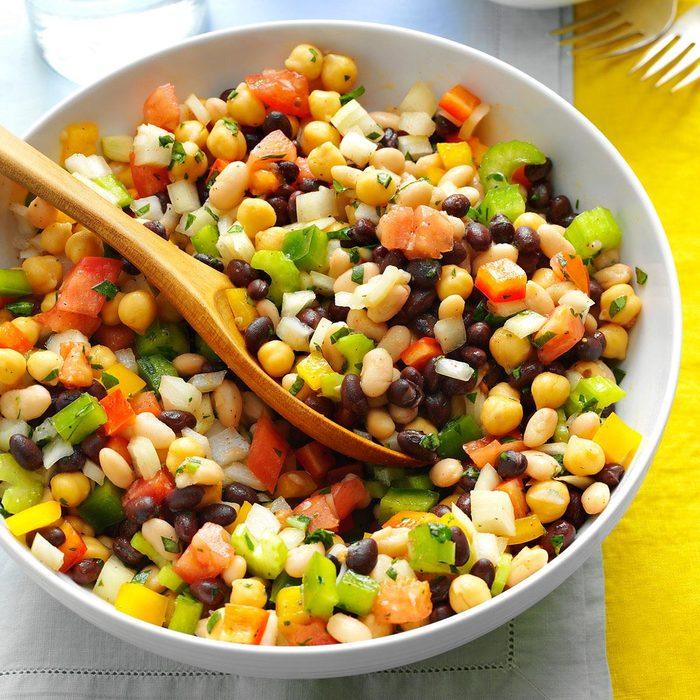 Marinated Three Bean Salad Exps35845 Psg143429b03 05 4bc Rms