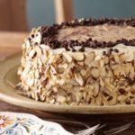 Marvelous Cannoli Cake