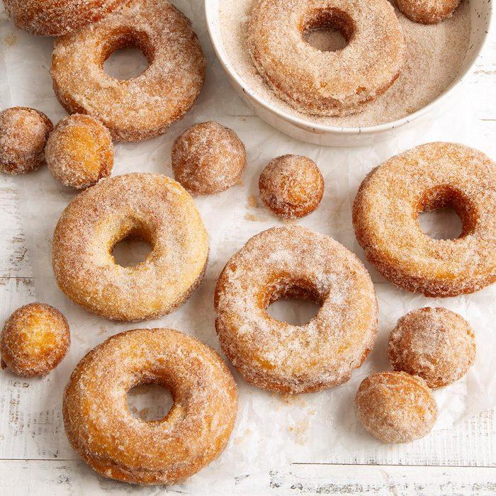 Mashed Potato Doughnuts