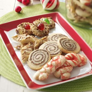 Master Holiday Cookie Mix