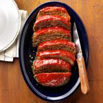 Matthew's Best Ever Meat Loaf