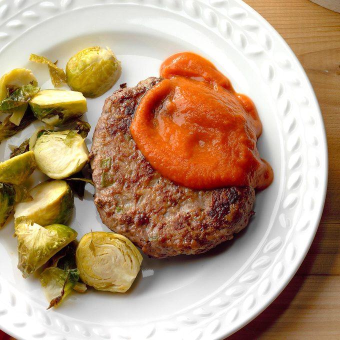 Meat and Potato Patties