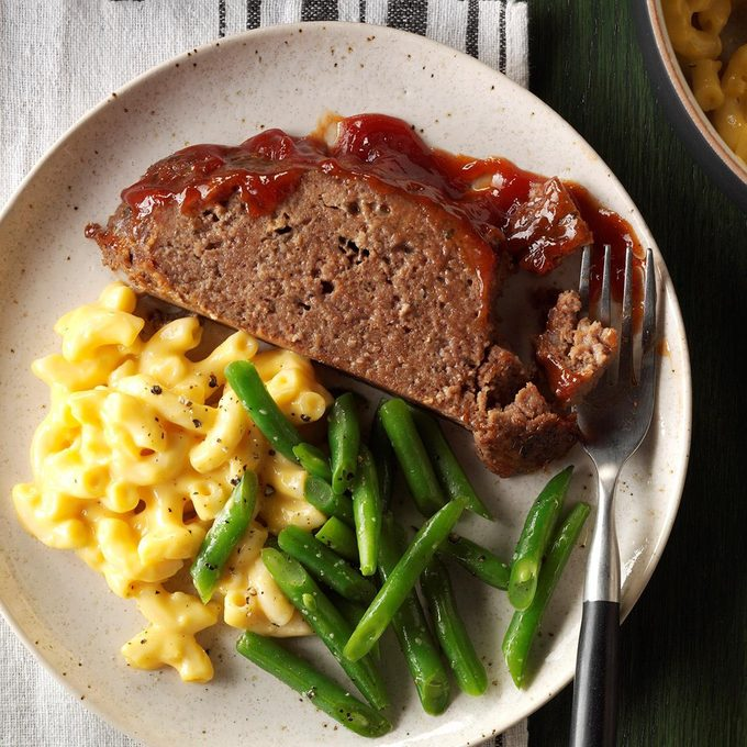 11: Melt-in-Your-Mouth Meat Loaf