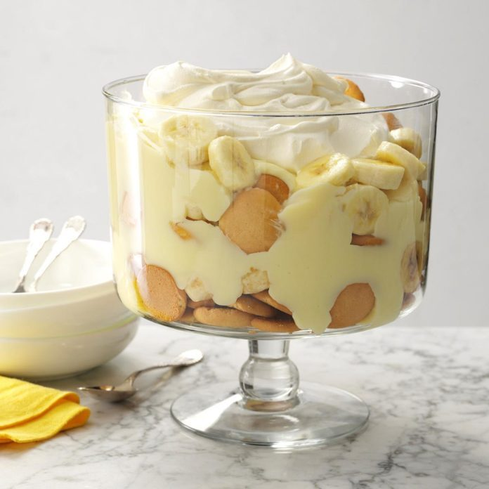 Memaw's Banana Pudding