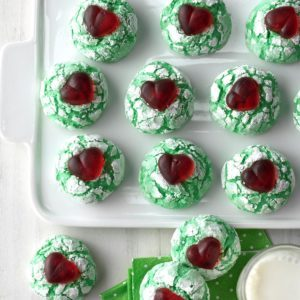 10 Recipes Inspired by The Grinch