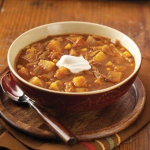 Mexican Beef Stew