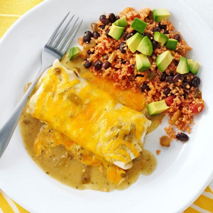 Mexican Couscous