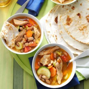 Mexican Pork & Pinto Beans
