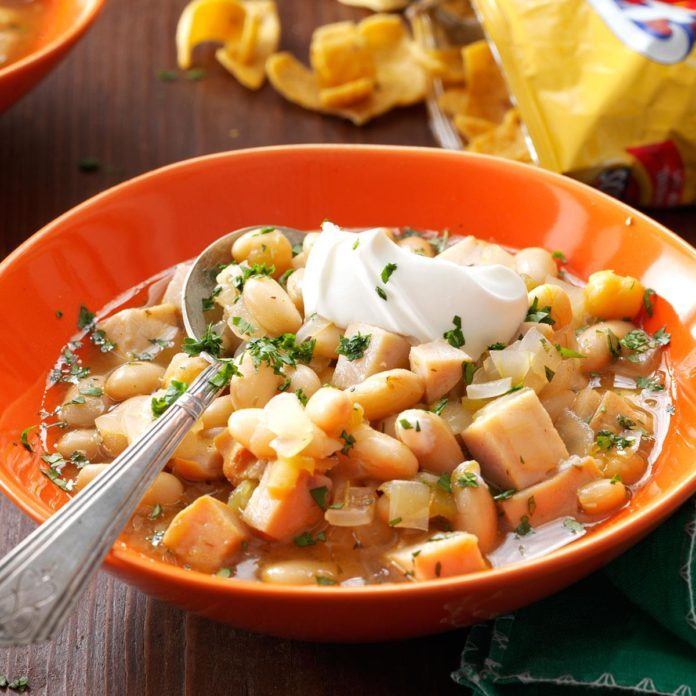 Mexican White Chili