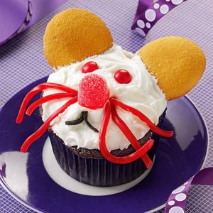 Mice Cupcakes