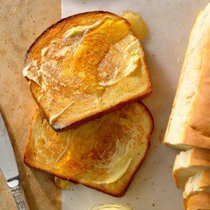 Milk-and-Honey White Bread