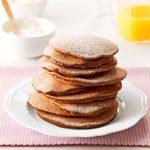 Mini-Chip Cocoa Pancakes