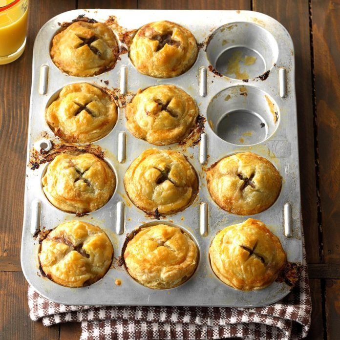 Mini Sausage Pies