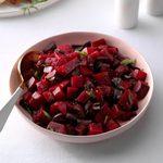 Minted Beet Salad