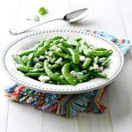 Minted Sugar Snap Pea Salad