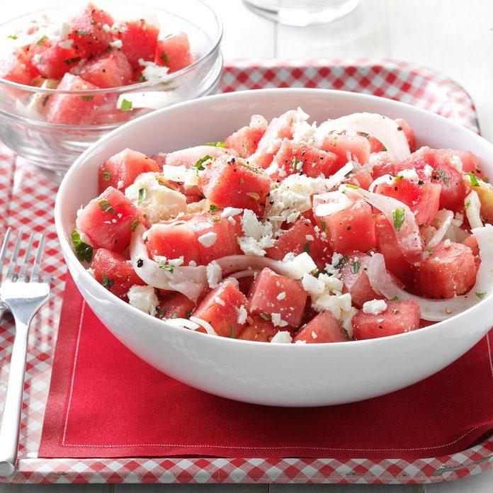 Inspired By: Margaritaville Resort Watermelon Salad