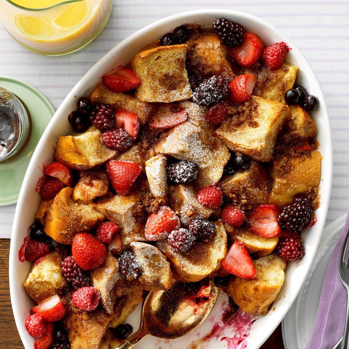 The Best Breakfast Recipes Of 2019 Taste Of Home