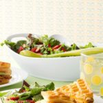 Mixed Greens with Strawberries