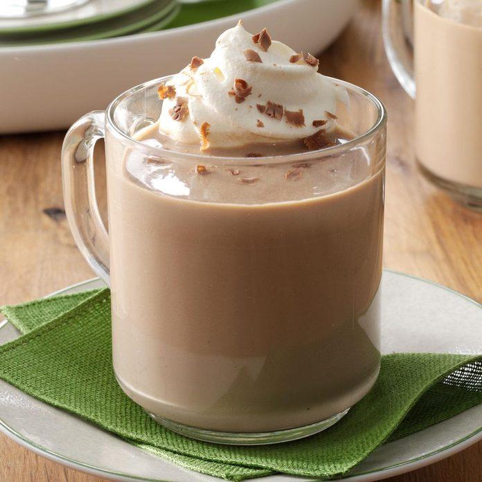 Inspired by: Starbucks Eggnog Latte