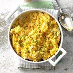 Moist Corn Spoon Bread