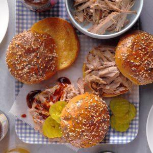 100 Hot Sandwich Recipes